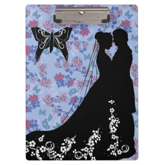 Cinderella And Prince Charming Clipboard