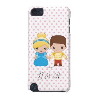 Cinderella and Prince Charming Emoji iPod Touch (5th Generation) Case
