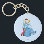 "Cinderella and Prince Charming Keychain<br><div class=""desc"">Cinderella</div>"