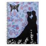 Cinderella And Prince Charming Spiral Note Books