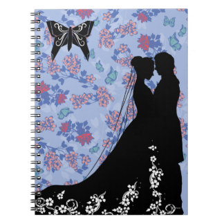 Cinderella And Prince Charming Spiral Notebook