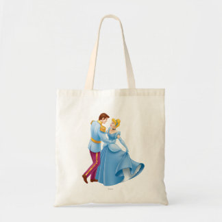 Cinderella and Prince Charming Tote Bag
