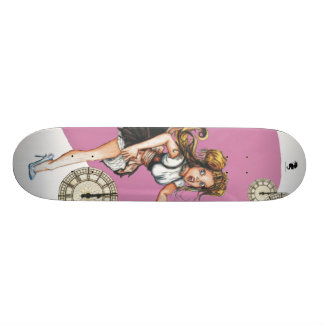 Cinderella and the mice Skateboard
