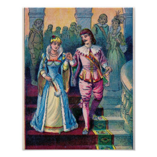 Cinderella and the Prince Posters