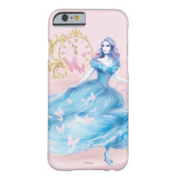 Case-Mate Barely There iPhone 6 Case with Watercolor Cinderella design
