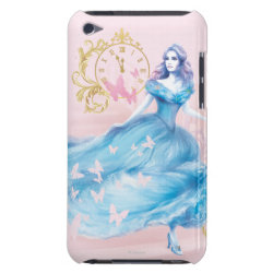 Case-Mate iPod Touch Barely There Case with Watercolor Cinderella design