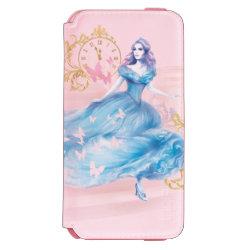 Incipio Watson™ iPhone 6 Wallet Case with Watercolor Cinderella design
