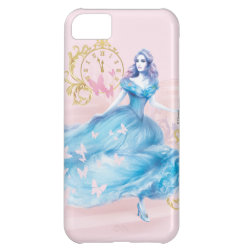 Case-Mate Barely There iPhone 5C Case with Watercolor Cinderella design