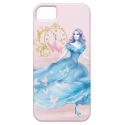 Case-Mate Vibe iPhone 5 Case with Watercolor Cinderella design