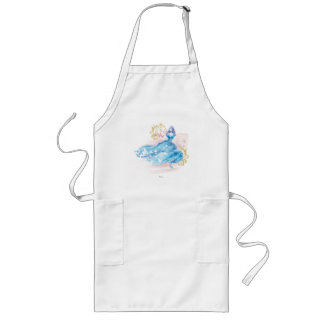 Cinderella Approaching Midnight Long Apron