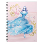 Cinderella Approaching Midnight Note Book