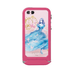 Incipio Feather Shine iPhone 5/5s Case with Watercolor Cinderella design