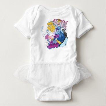 Disney Themed Cinderella | Bibbidi Bobbidi Boo Baby Bodysuit