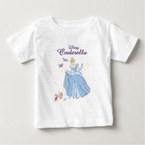 Cinderella | Bibbidi, Bobbidi, Boo Baby T-Shirt