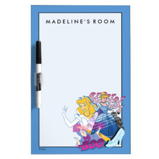 Cinderella | Bibbidi Bobbidi Boo Dry Erase Board
