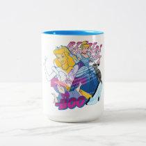 Cinderella   Bibbidi Bobbidi Boo Two-Tone Coffee Mug
