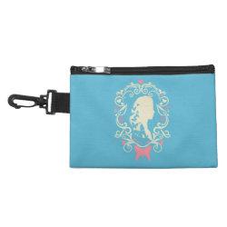 Clip On Accessory Bag with Cinderella Cameo Profile design