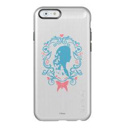 Incipio Feather® Shine iPhone 6 Case with Cinderella Cameo Profile design