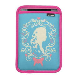 iPad Mini Sleeve with Cinderella Cameo Profile design