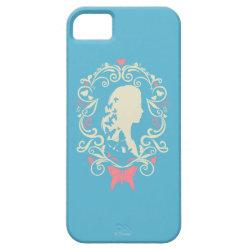 Case-Mate Vibe iPhone 5 Case with Cinderella Cameo Profile design