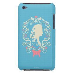 Case-Mate iPod Touch Barely There Case with Cinderella Cameo Profile design
