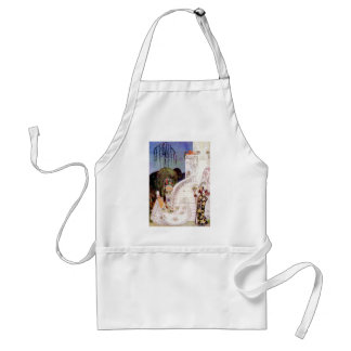 Cinderella by Kay Nielsen Adult Apron