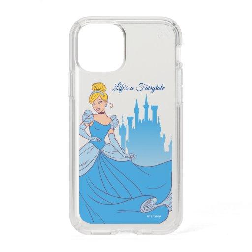 Cinderella & Castle Graphic Speck iPhone 11 Pro Case