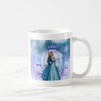 Cinderella Classic White Coffee Mug