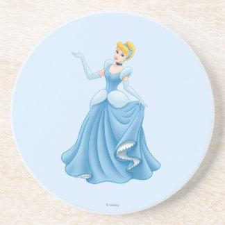Cinderella Dancing Drink Coasters