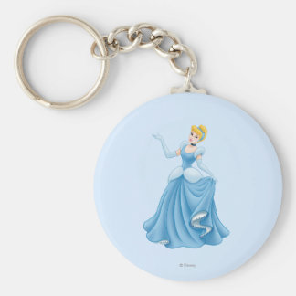 Cinderella Dancing Keychain