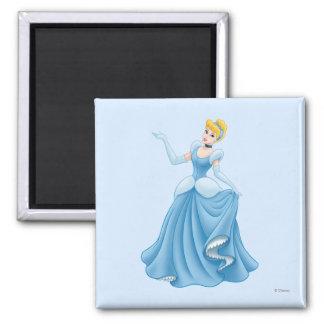 Cinderella Dancing Magnet