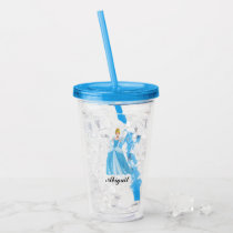 Cinderella | Express Yourself - Add Your Name Acrylic Tumbler