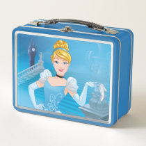 Cinderella | Express Yourself Metal Lunch Box