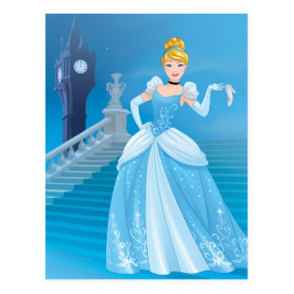 Cinderella | Express Yourself Postcard