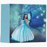 Cinderella Fairy Binder
