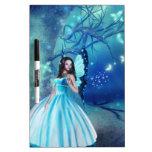 Cinderella Fairy Dry-Erase Whiteboard