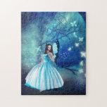 Cinderella Fairy Puzzle