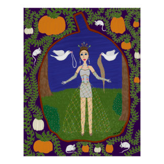 Cinderella (Fairy Tale Fashion #2) Poster