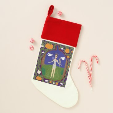 Cinderella (Fairy Tale Fashion Series 2) Christmas Stocking