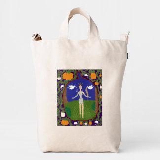 Cinderella (Fairy Tale Fashion Series #2) Duck Canvas Bag