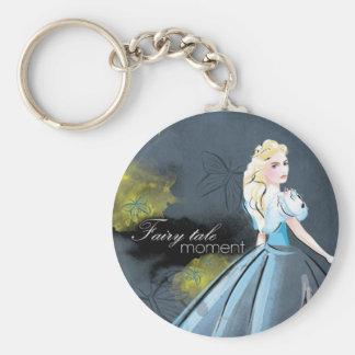 Cinderella Fairy Tale Moment Keychain