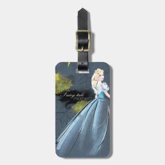 Cinderella Fairy Tale Moment Luggage Tag