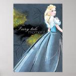 Cinderella Fairy Tale Moment Poster