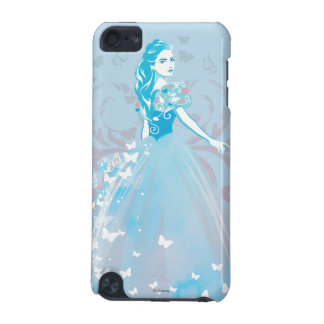 Cinderella Fanciful Butterfly Flourish iPod Touch (5th Generation) Cover