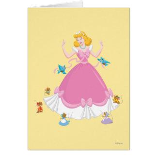 Cinderella & Friends Cards