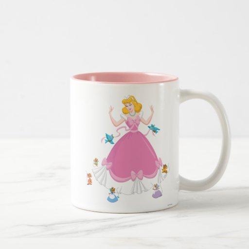 Cinderella & Friends Mugs