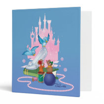 Cinderella | Glass Slipper And Mice Binder