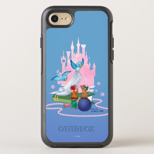 CINDERELLA GLASS SLIPPER iphone case