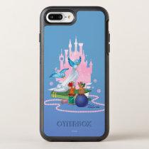 Cinderella | Glass Slipper And Mice OtterBox Symmetry iPhone 8 Plus/7 Plus Case