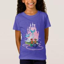 Cinderella | Glass Slipper And Mice T-Shirt